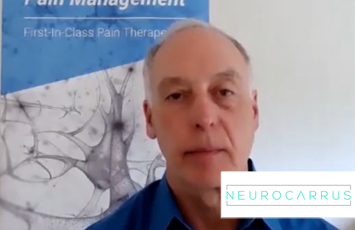 CEO and Co-Founder of Neurocarrus, Dr. Paul Blum
