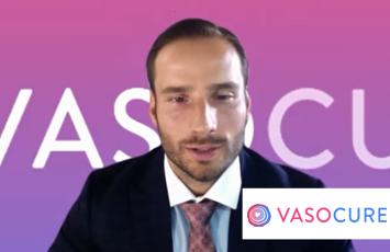 Vasocure CEO Eugene Dinescu